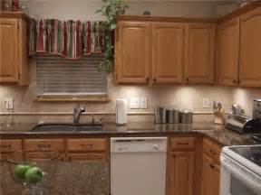 kitchen design oak cabinets kitchen cabinets white appliances kitchen and decor