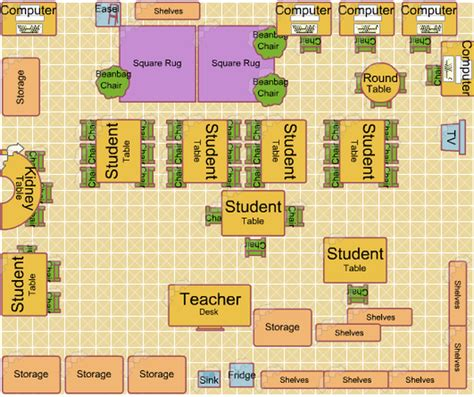 classroom floor plans first grade floor plan jillian paladino student teaching