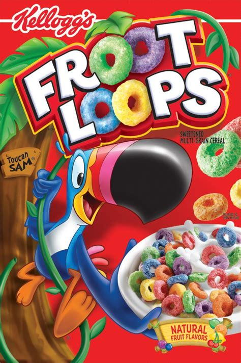 fruit loops cereal i learned something devastating about froot loops cereal today