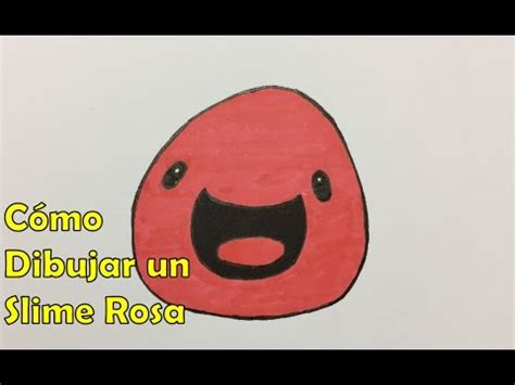 tutorial slime rancher español c 243 mo dibujar un slime rosa tutorial paso a paso slime