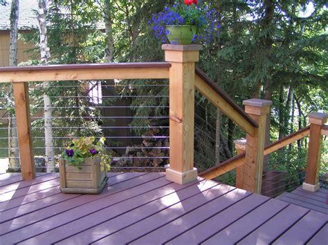 deck codes horizontal deck railing code home design ideas