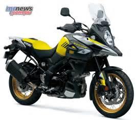 Vstrom Suzuki 2017 Suzuki V Strom Dl1000 V Strom 1000 Xt Mcnews Au