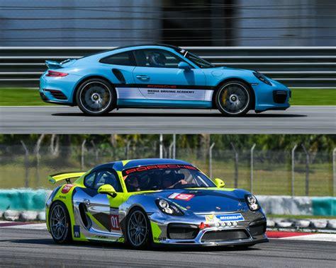 Porsche Driving Academy by Porsche Media Driving Academy 2017 Torque