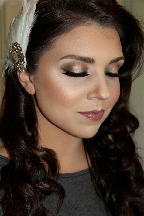 Vintage Wedding Hair And Makeup Melbourne by Vintage Bridal Makeup Ideas Makeup Ideas