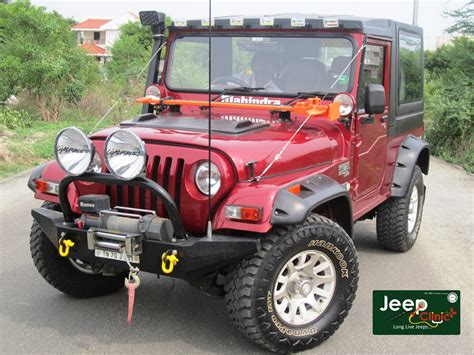 mahindra jeep thar modified mahindra thar modification mahindra thar bolero