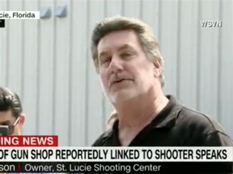 Orlando Shooter Background Check Gun Store Owner On Fl Shooter Guns Legally Purchased With Background Check