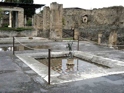 House Of The Faun Pompeii by Southern Italy Rome Salerno Atena Lucana Matera Lecce