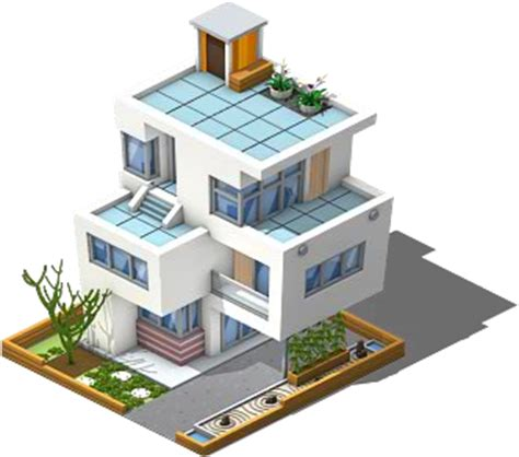 Image   Large Modern House.png   Empires & Allies Wiki   Wikia