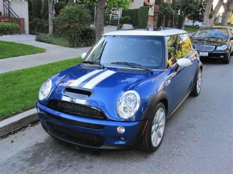 how to fix cars 2005 mini cooper security system purchase used 2005 mini cooper s in glendale california united states for us 8 800 00