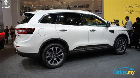 How Much For A Modular Home beijing 2016 renault koleos debuts second generation