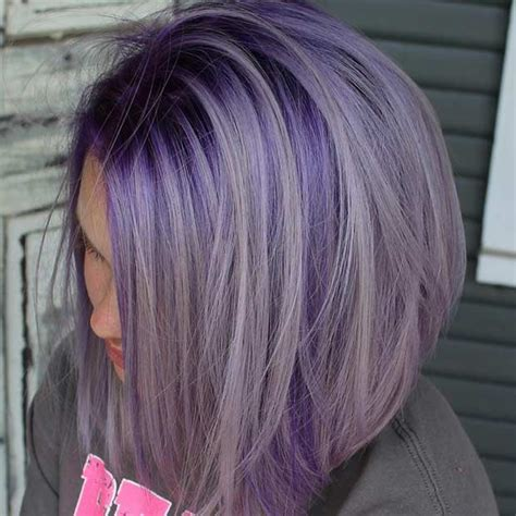pretty highlights for gray rooted hair 1738 best images about hair makeup on pinterest ombre