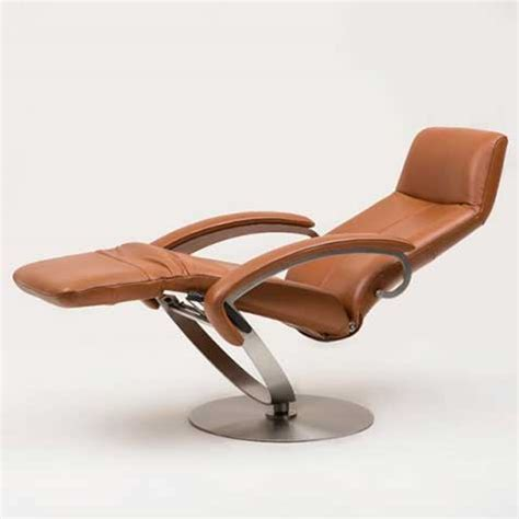 designer reclining chairs recliner lounge chair steen ostergaard