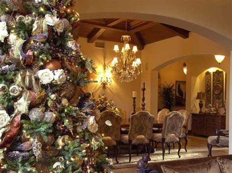 beautifully decorated christmas homes arbol de navidad 50 ideas preciosas para decorar