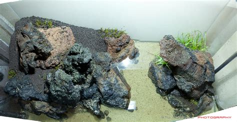 Aquascaping With Rocks by 90x45x45cm Unknown Name Aquascaping World Forum