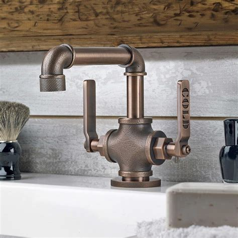 watermark bathroom faucets watermark elan vital single hole lavatory faucet 38 1