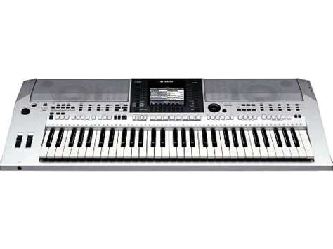 Keyboard Yamaha Psr S900 Second Yamaha Psr S900 Official Keyboard Demonstration