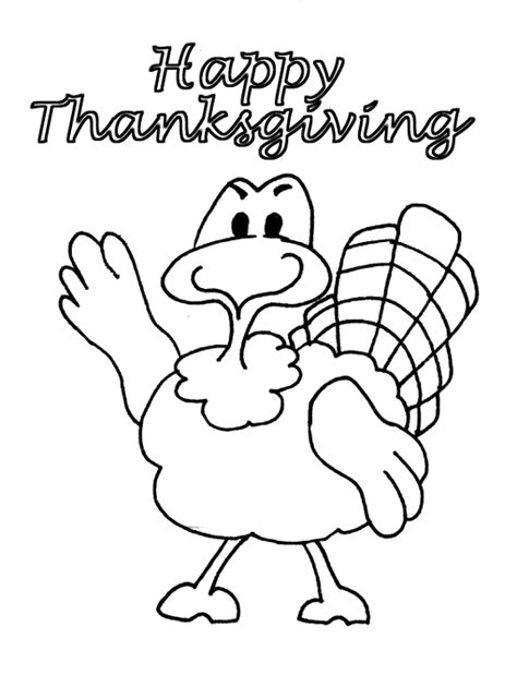 Carton Color 7 Picture For Thanksgiving Coloring Pages Thanksgiving Color Pages