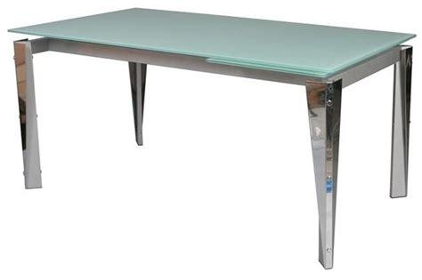 tavoli acciaio e vetro foto tavolo acciaio e vetro zamagna di punto arredo