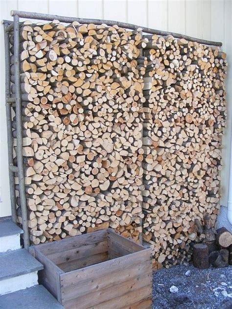 Simple Firewood Rack by Firewood Racks Creativity Pixelmari