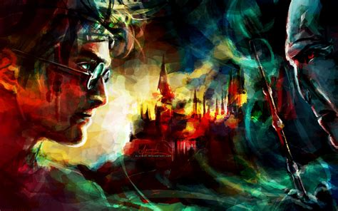 harry potter painting harry potter illustration doctor who pond painting