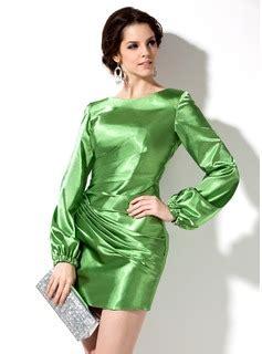etui linie u boot ausschnitt kurz mini organza brautjungfernkleid mit ruschen p320 kurz mini cocktailkleider cocktailkleider 2017 amormoda
