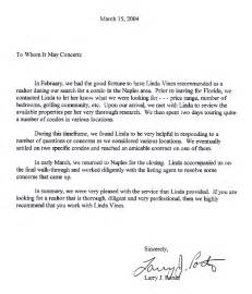 Recommendation Letter Closing Letters Of Recommendation