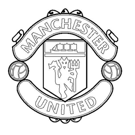 Coloriage Manchester United En Ligne Gratuit 224 Imprimer