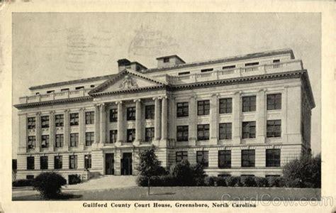 Guilford County Court Search Guilford County Court House Greensboro Nc