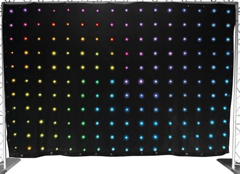 Chauvet Dj Motion Drape Led Kpodj