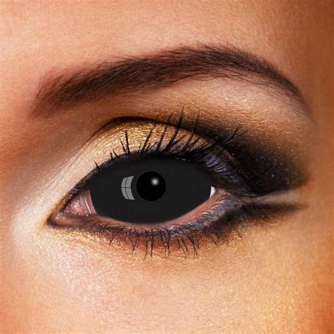 all black colored contacts buy black sclera contacts lenses cheap black