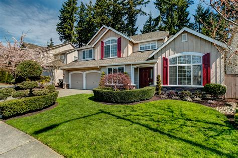picture of a house pnw home photography house pnw home photography