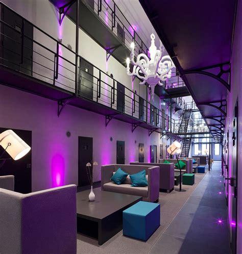 het arresthuis nineteenth century prison converted