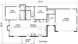 Basic House Floor Plans by House Plans For You Simple House Plans