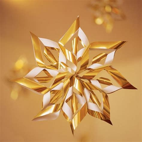 Paper Ornament Crafts - 15 festive diy ornaments