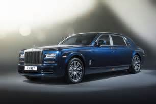 Rolls Royce Ghost And Phantom The 650 000 Rolls Royce Phantom Limelight Is Designed For