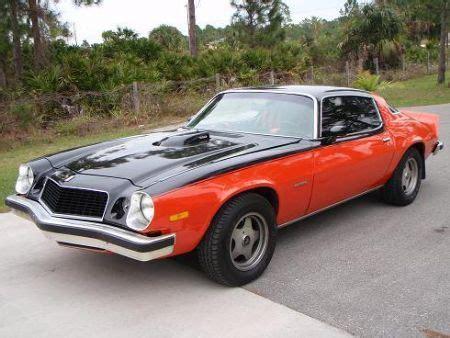 1975 camaro z28 for sale 1975 chevrolet camaro for sale naples florida
