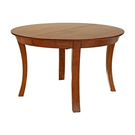 A America Gpkpe6500 Grant Park Round Dining Table With Butterfly Leaf Dining Tables