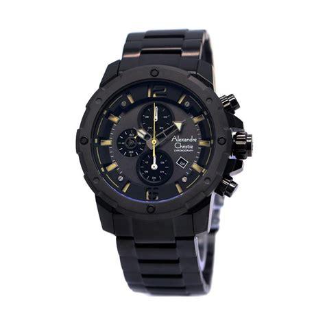 Jam Tangan Sport Pria Alexandre Christie Ac 6455 Original Garansi 1thn jam tangan alexandre christie sport terbaru jualan jam