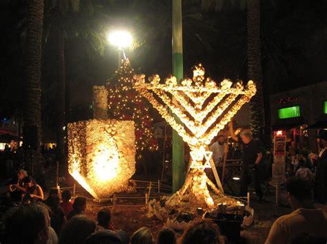 hanukkah festival of lights panoramio photo of hanukkah festival of lights