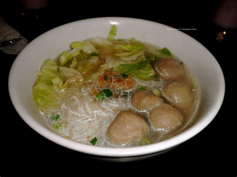 Bakso Sapi So Bakso Sapi Kuah bakso sapi kuah meatballs vegetables in a light broth yelp