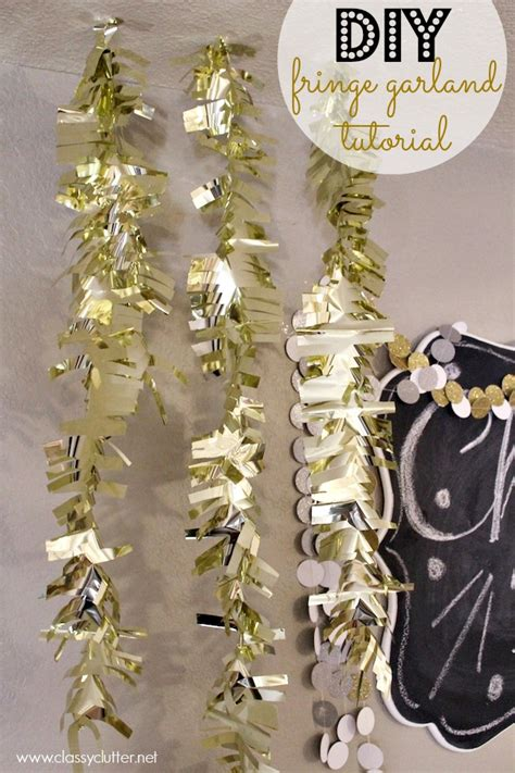 new year 2016 diy decorations 20 decorations to ring in the new year