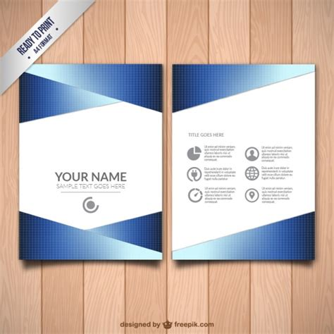book design templates free abstract business flyer template vector free