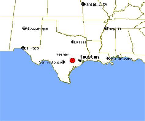 weimar texas map weimar profile weimar tx population crime map