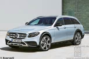 Mercedes All Mercedes E Class All Terrain The Workhorse For Active
