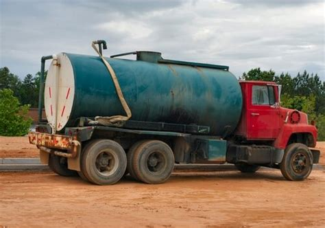 Water Truck Driver by Fracking Truck Drivers Not Exempt From Hos Says Dot Cdllife