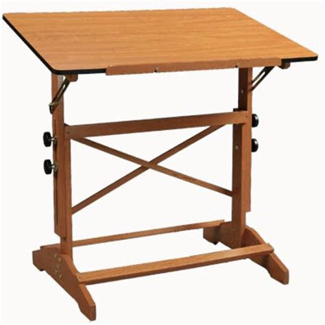 Make A Drafting Table Make A Simple Drafting Table Furnitureplans