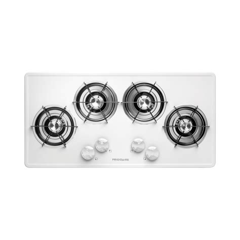 Frigidaire Gas Cooktop - frigidaire ffgc3603lw 36 quot gas cooktop sears outlet