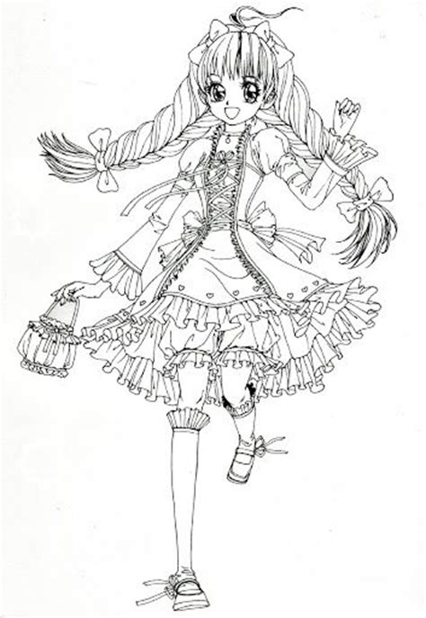 anime magical girl coloring pages 160 best images about coloriages images mangas animes on