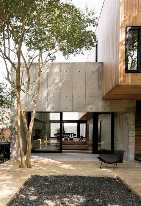 concrete architecture on pinterest concrete houses house of the week concrete masterpiece inspired by