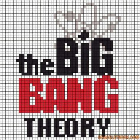 theory about pattern 17 best images about big bang theory on pinterest perler